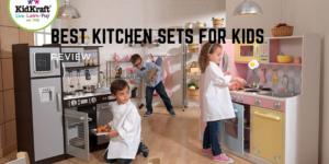 Las mejores cocinas de juguete para niños