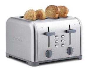 Las mejores tostadoras para rebanadas largas