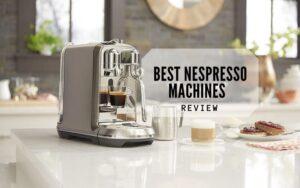Las mejores cafeteras Nespresso
