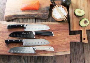Los mejores cuchillos de carne