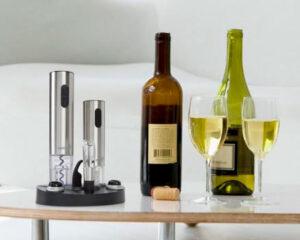 Abridores de vino eléctricos
