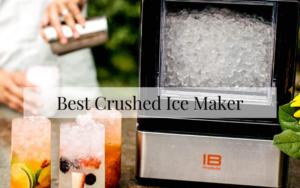Las mejores máquinas de hielo picado