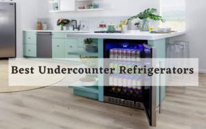 Los mejores frigoríficos bajo la encimera