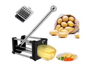 cortadores de patatas fritas