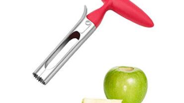 descorazonadores de manzanas