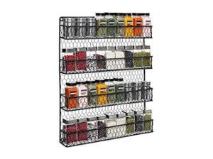 Los mejores estantes de especias