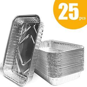 Las mejores bandejas de aluminio desechables
