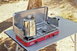 Las mejores cocinas de camping