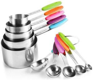 Las mejores cucharas medidoras