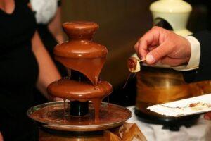 Las mejores fuentes de chocolate