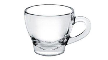 Las mejores tazas de café de cristal