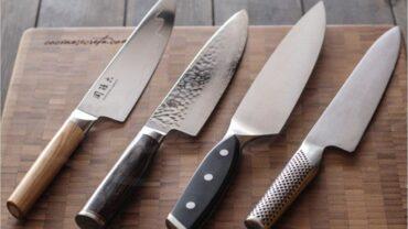 Los mejores cuchillos de chef