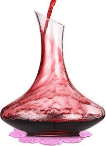 Los mejores decantadores de vino