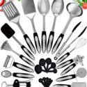 Los mejores juegos de utensilios de cocina de acero inoxidable