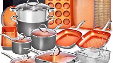 Los mejores juegos de utensilios de cocina de cerámica