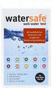Los mejores kits de análisis del agua