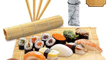 Los mejores kits para hacer sushi