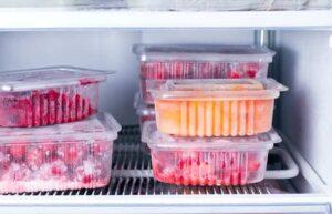 Los mejores recipientes para congelador
