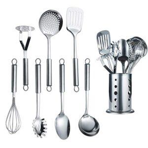 Los mejores utensilios de cocina de acero inoxidable
