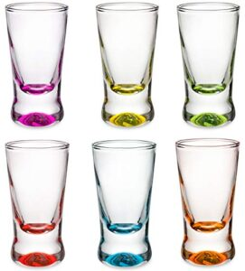 Los mejores vasos de chupito
