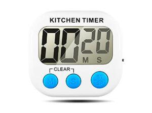 temporizadores de cocina